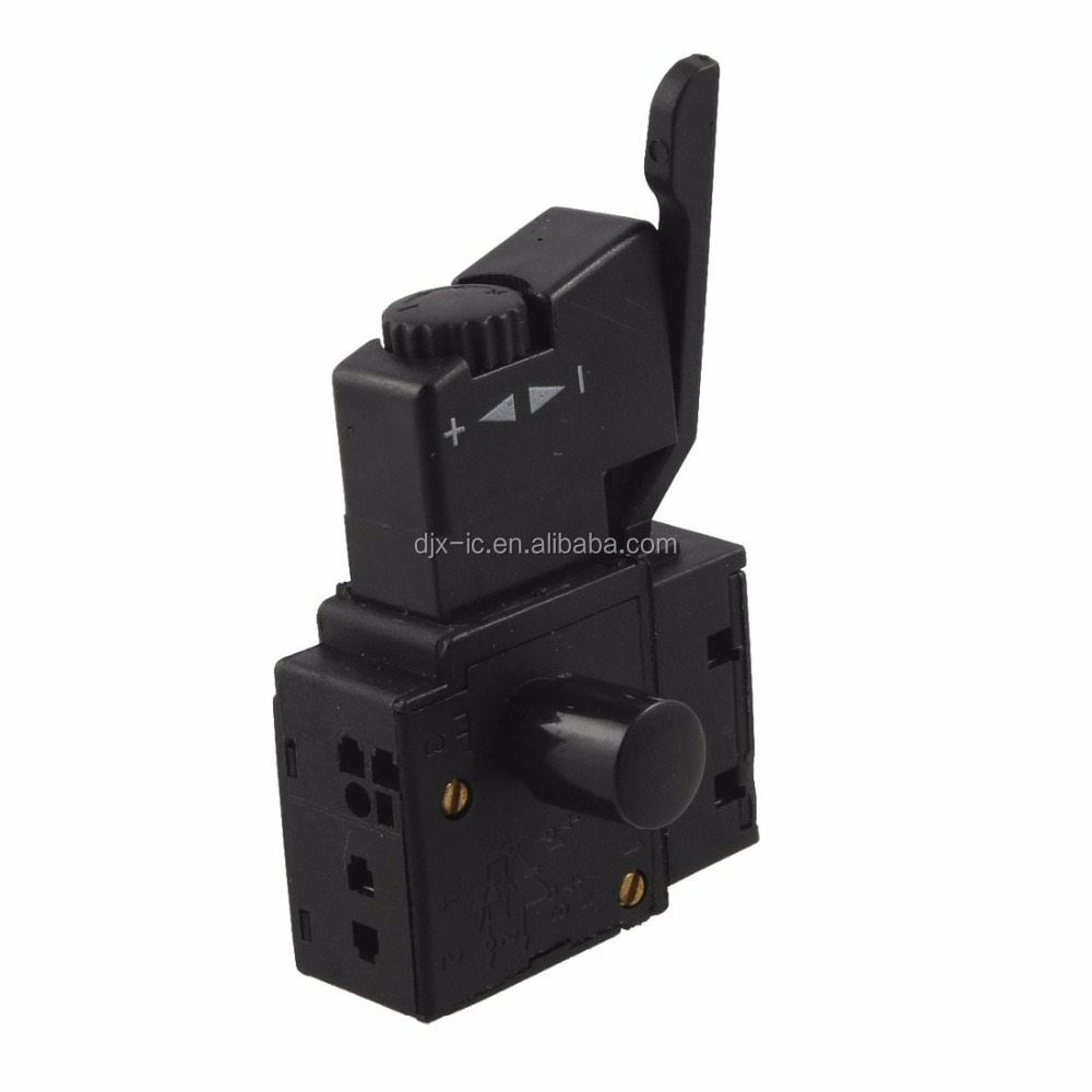 FA2-6/1BEK SPST Lock on Power Tool Trigger Button <strong>Switch</strong>