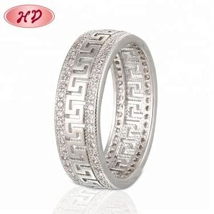 Wholesale Fashion Designs Women Rings Jewelry 925 Sterling Silver Engagement Rings