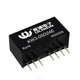 Input 4.5-9V 5V Step up to 24V -24V 62mA 3W Dual Regulated Output DC-DC Boost Converter