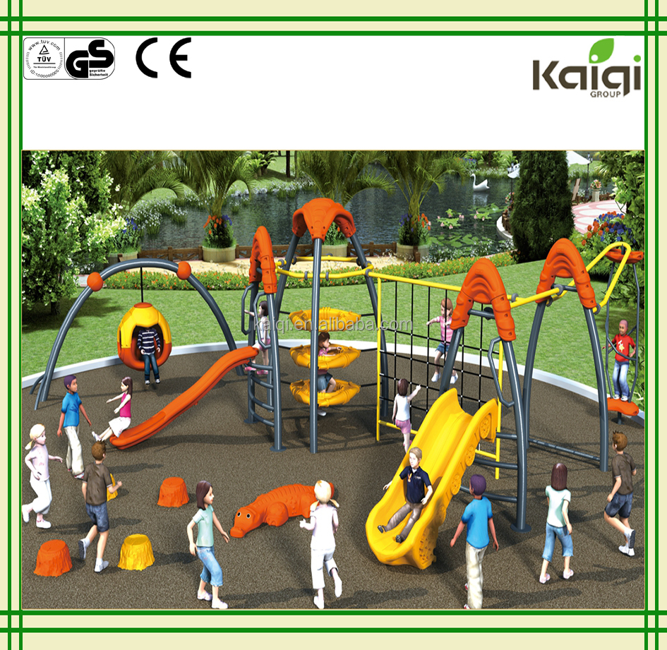 Kaiqi Newest Children Outdoor Sports Adventurous Climbling Fitness Facility KQ50111A