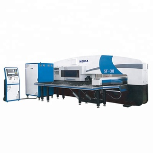CNC Turret Punching Machine/Metal Hole Punch/Punch Press Tooling