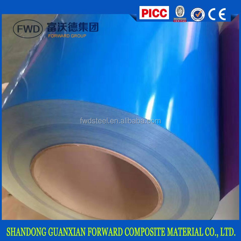 Shandong factory PPGI Coils, Color Coated Steel Coil, Prepainted Galvanized Steel Coil Z40-Z200/Metal Roofing Sheets