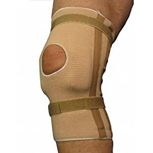 Stabilizing Pull-On Knee Brace w/ Cartilage Pad