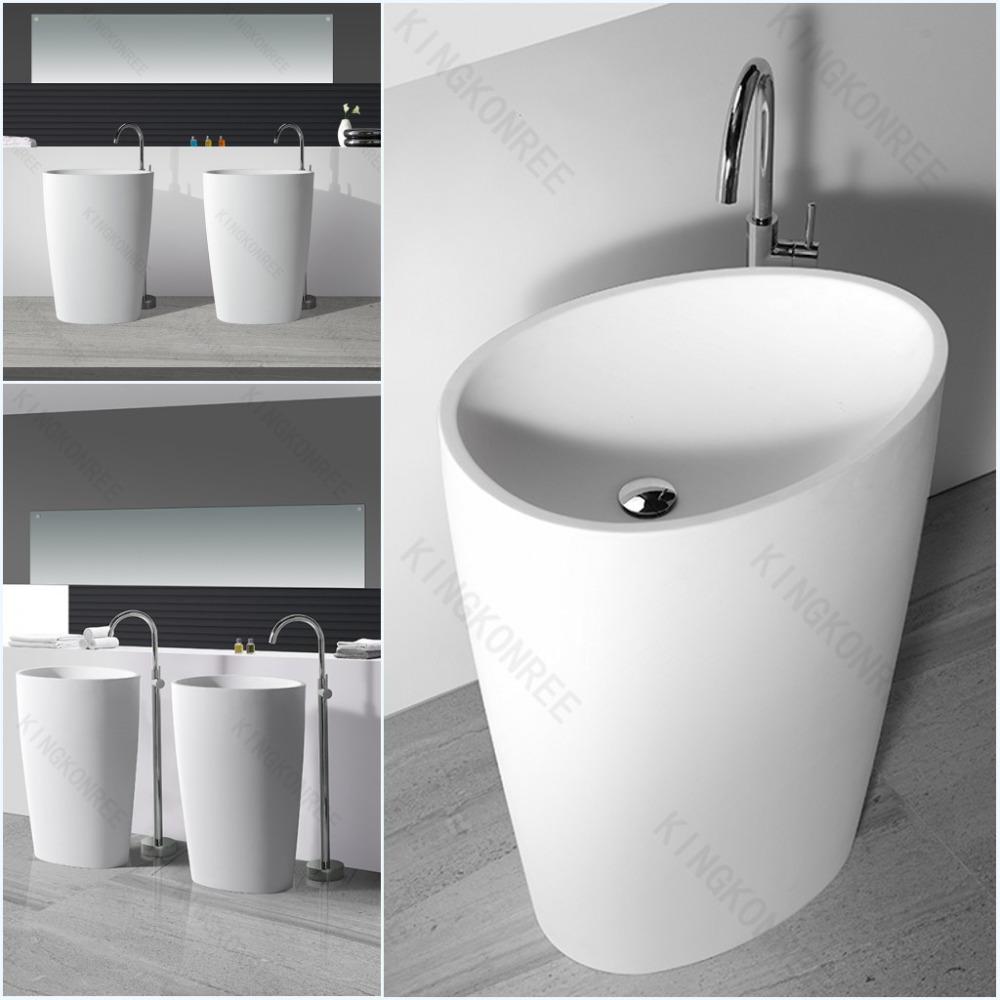 Long Rectangular Bathroom Sink Long Narrow Bathroom Sink Rectangle Shape Wash Sink Double