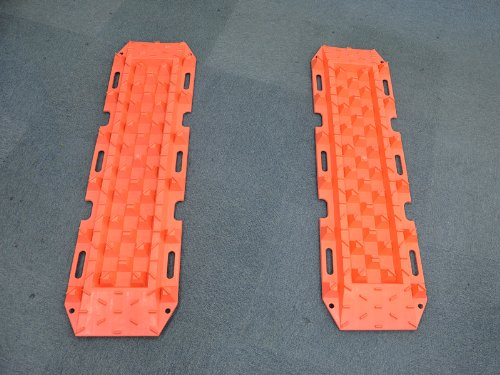 Vehicle Parts & Accessories Tyre Grip Traction Tracks Mates Ideal For Snow Mud Sand Rescue Car Van Truck Car Accessories
