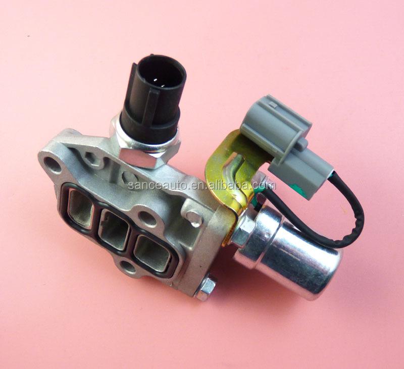 Honda Torque Converter Clutch Solenoid Valve On Honda Odyssey Torque