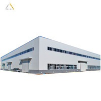 Metal Logistics Dome Storage Building for Warehouse