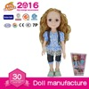 Customized New Toys for Kid 2016 Vinyl 5 Inch Baby Dolls