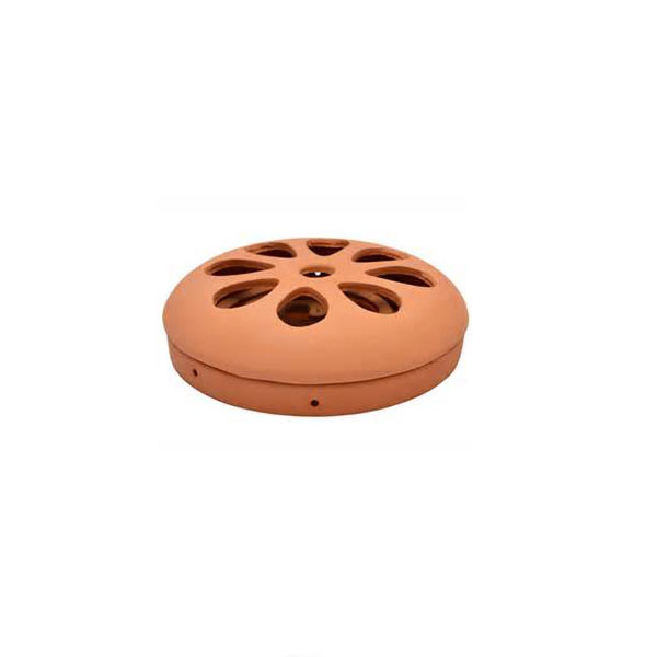 Terracotta Mosquito Coil Moscoil Holder