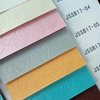 Double Side 250g Wedding Invitation Card Material Pearl Paper Cardstock Product On Alibaba