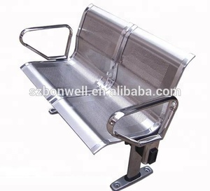 Cheap Price Aluminum/Steel Boat Seat Passenger Chair For Ferry Boat