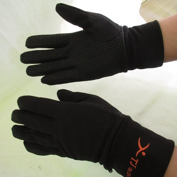 Custom sport gloves for touch screen cycling glove
