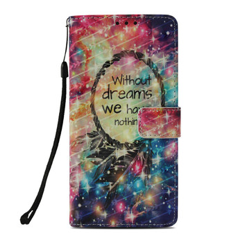 Girls Love Cute Cartoon Flip Leather Cover Case for Samsung Note 9