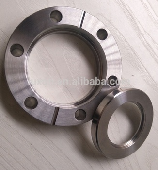 Vacuum Sanitary Rotatable Bored Flange For Conflate Weld Stainless Steel  Pipe Flanges - Buy Stainless Steel Flange,Rotating Pipe Flanges,Flange  Welded