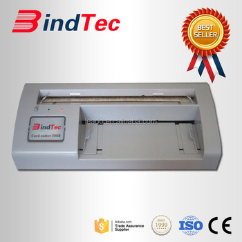 Bd B300 Electric Business Card Cutter Price