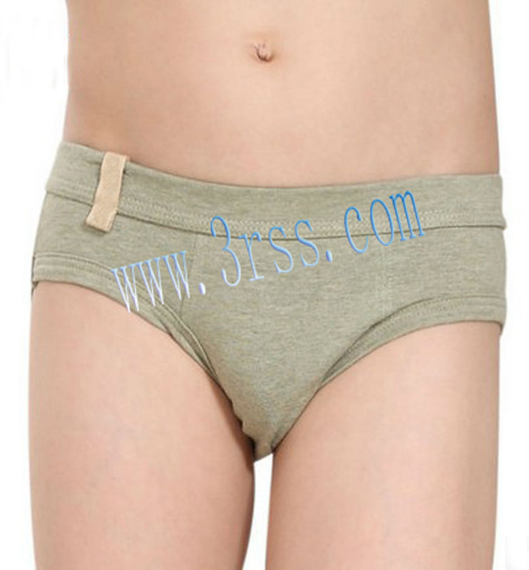 Hot Sale Childrens Seamless L Underwear Brief Set Boy Models - Buy ...