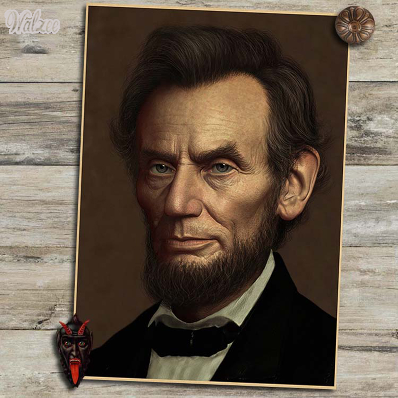Online Buy Wholesale abraham lincoln poster from China ...