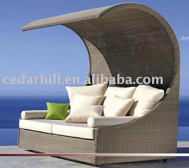2015 perfecto sunl ounge cama playa al aire libre muebles for Diseno de muebles de jardin al aire libre