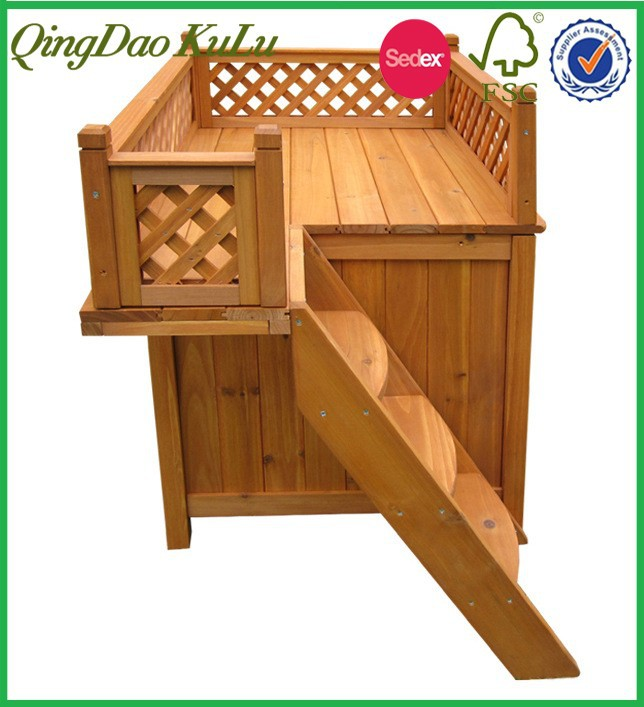 High Quality Factory Price Wooden Cat House For Sale Buy