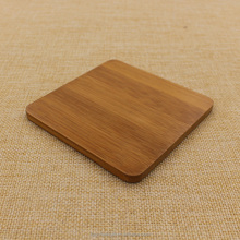 Good quality blank wooden coaster bamboo coaster wholesale