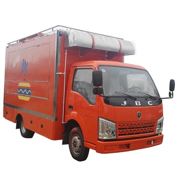 Mobile food truck,Fast food truck,Food vending truck for sales