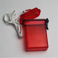 Waterproof Container Airtight Case Id Keys Money Holder Beach Camping Random