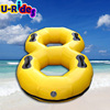 PVC Inflatable Double Sport Water Tubes For 2 Riders