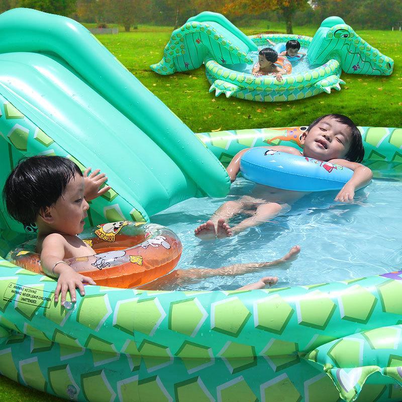 big swimming pools for kids style. Black Bedroom Furniture Sets. Home Design Ideas