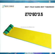 270*60cm*3.5cm floating foam pool mat for exporting to US