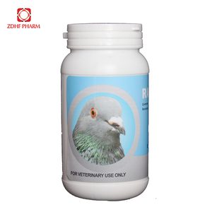 birds trichomoniasis medicine 10% Ronidazole soluble powder for racing pigeon