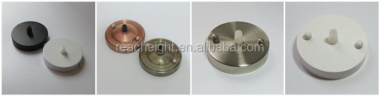 E26 E27 Lamp Socket Metal Iron Light Bulb Holder