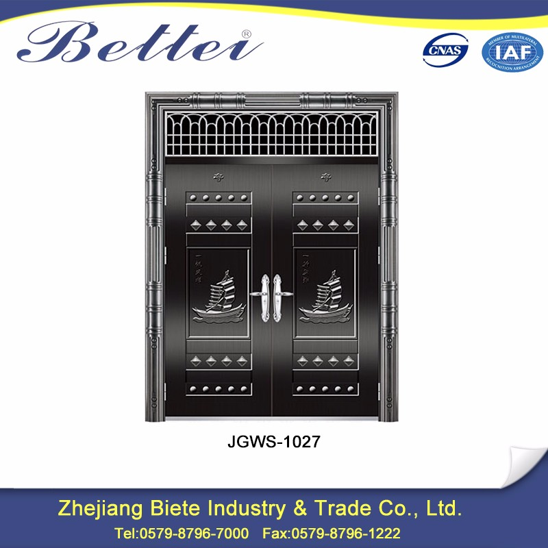 Best quality made in china stainless steel door security and windows