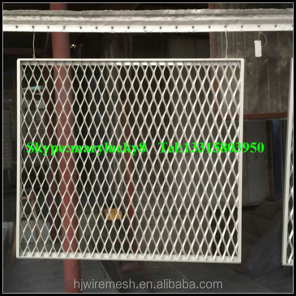 Flatten Expanded Metal Gutter Guard Expanded Metal Window