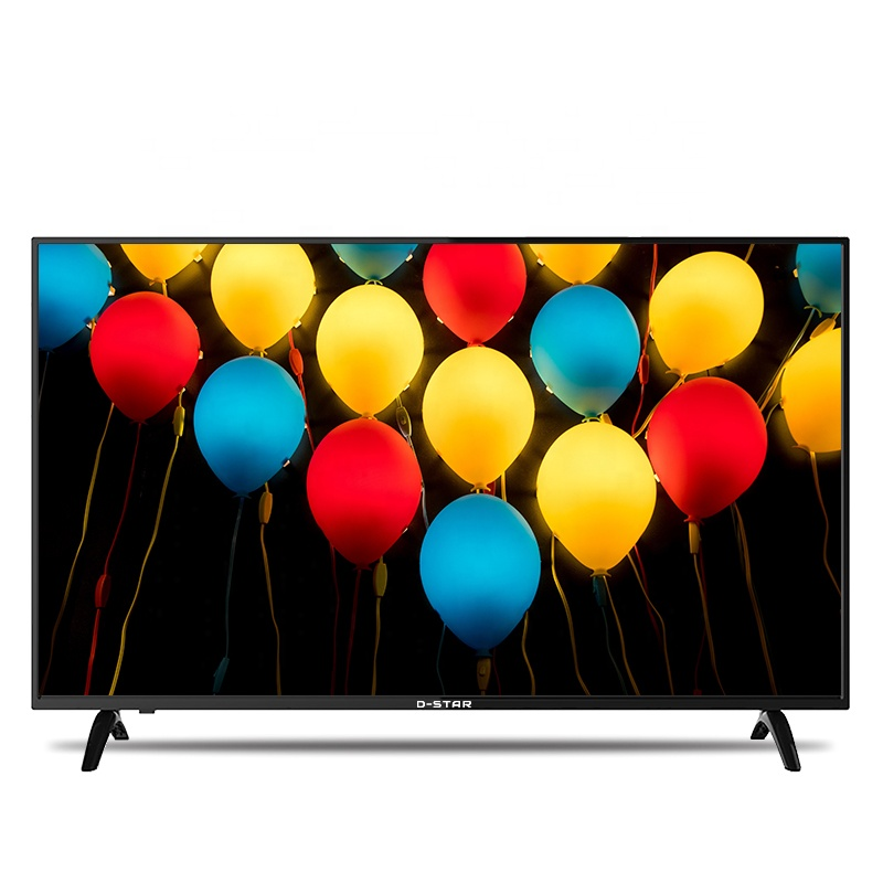 Lcd tv led 40 pollici smart full hd cina a basso prezzo oem commerci all'ingrosso