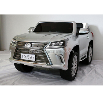 2018 New License Lexus Ride On Cars Battery Operated Baby Toy Car