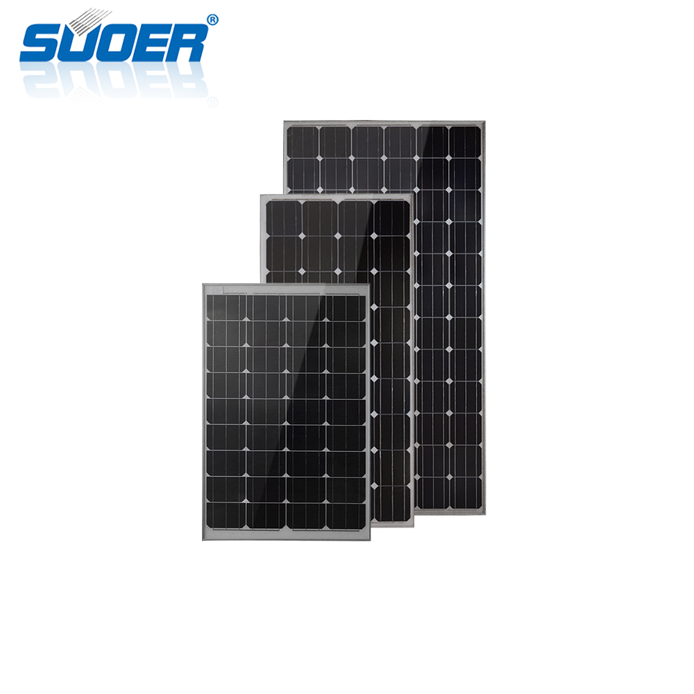 Suoer 1000 watt solar power system inverter 1kw on grid solar pv energy system