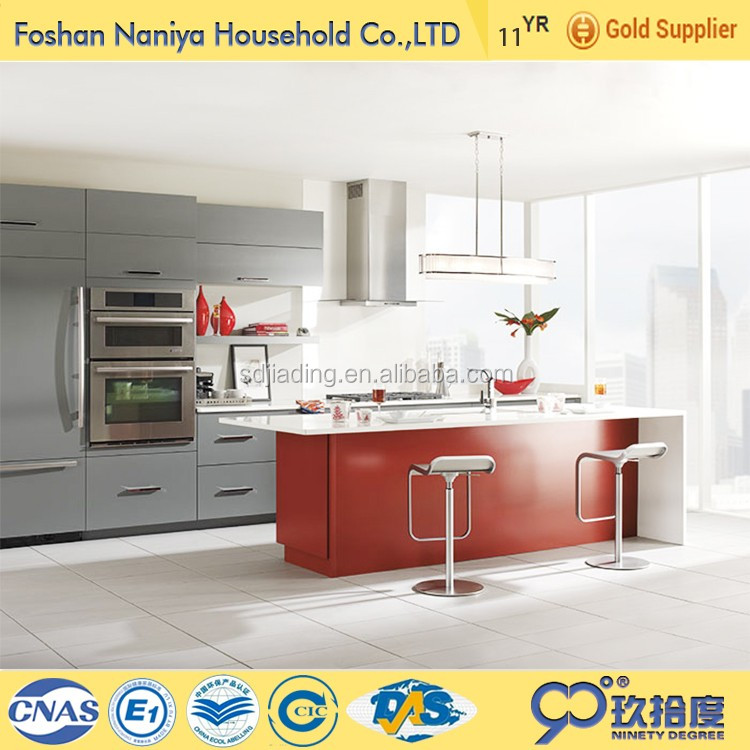 foshan factory direct sale new cucina with ferrari kitchen cabinet hinges