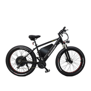 "26""*4.0 inch 48v 500w 1000w fat tire electric bike"