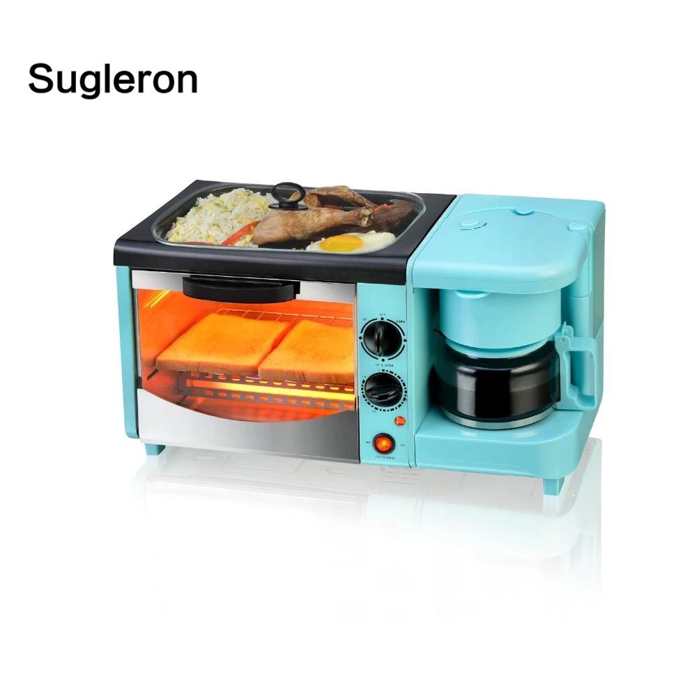 Breakfast Set Toaster Kettle Coffee Maker, Breakfast Set Toaster ...