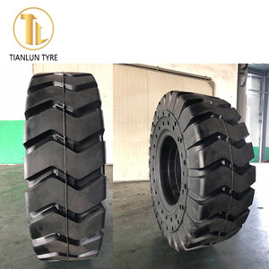 China suppliers wheel loader solid otr tire 17.5-25 tire for sale