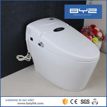 Sanitaires carr d 39 une seule pi ce wc intelligent buy for Calcul metre carre d une piece