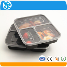 China supplier blister disposable takeaway food packaging