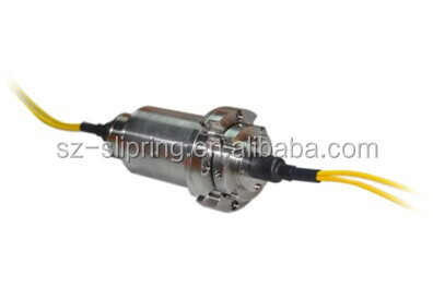 2-4 channel Fiber Optic rotary joint