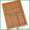 Expandable bamboo cutlery tray series of products FB5-1026