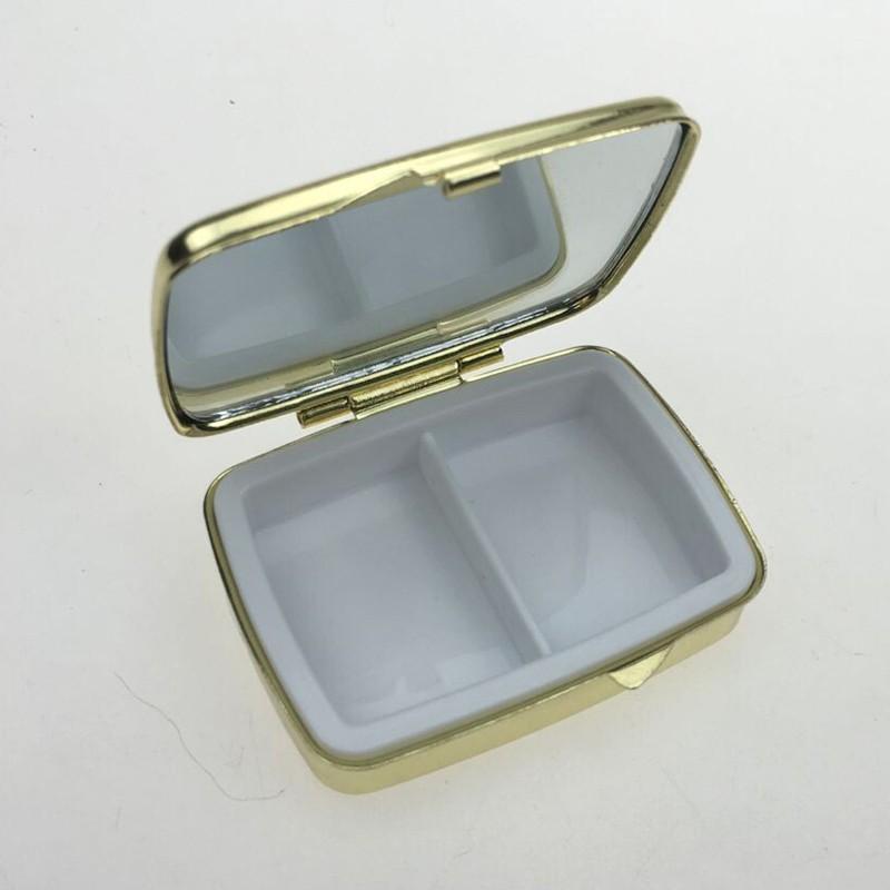 Portable travel small pocket size metal mini pill box & Portable Travel Small Pocket Size Metal Mini Pill Box - Buy Metal ... Aboutintivar.Com