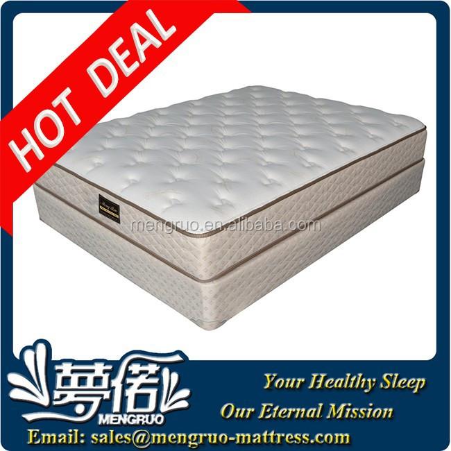 Buena calidad caliente tamaño queen cama de espuma de memoria ...