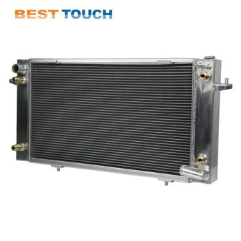 75 SERIES HZJ75 1990-2001 MT all aluminum china supplier water cooling radiator for LANDCRUISER