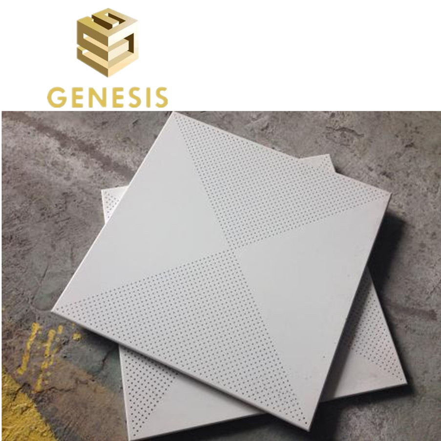 2018 clip in suspended aluminum perforated ceiling panels 2018 clip in suspended aluminum perforated ceiling panels perforated metal tile ceilings suspended ceiling tiles dailygadgetfo Choice Image