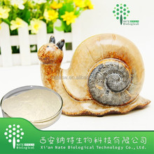 Low Price Antiing aging snail whitening cream-snail extract powder
