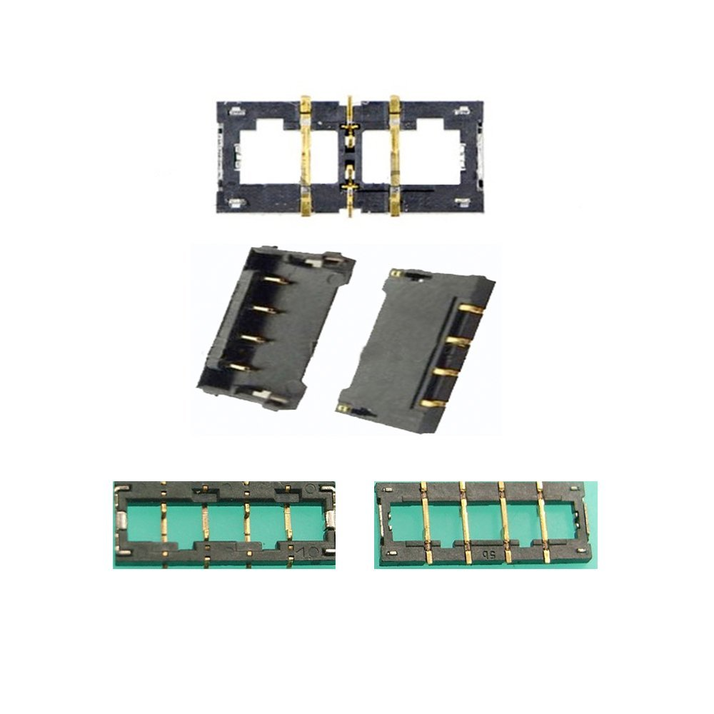 Battery Connector Clip Plug Logic Board Terminal for iPhone 4 A1332 A1349